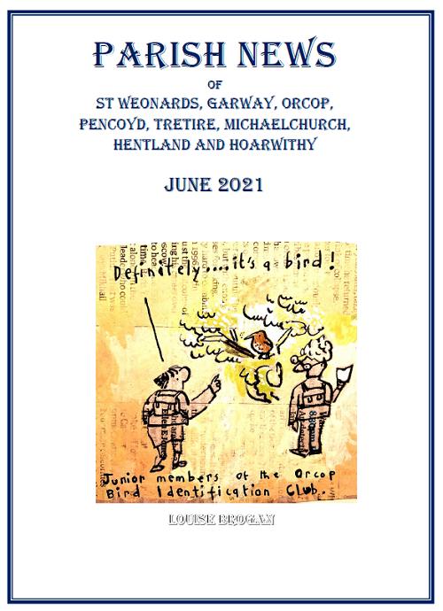 Parish News June 2021
