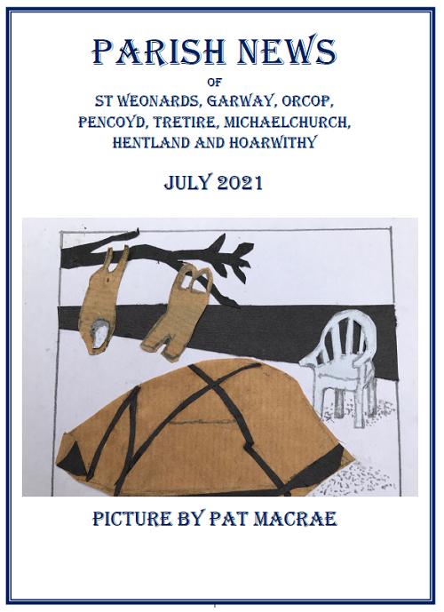Parish News - July 2021