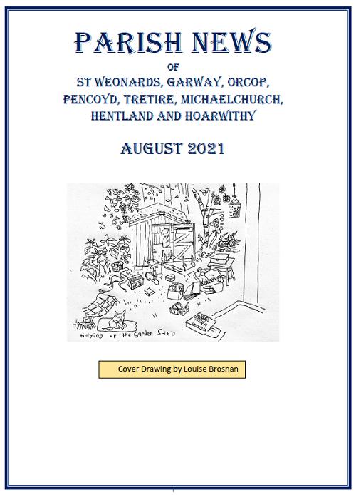 Parish News - August 2021