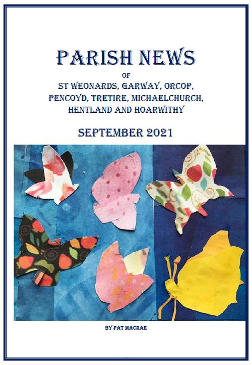 Parish News September 2021