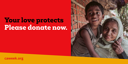 Donate to Christian Aid Week