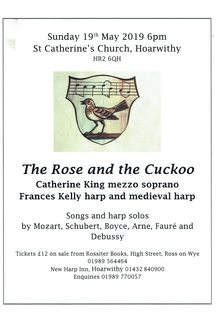 Concert The Rose and the Cuckoo